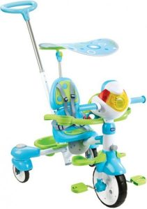 VTech Super Trike 4 In 1 Blauw (129.99 EUR)