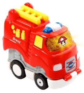 VTech Toet Toet Press & Go Brandweer (10.99 EUR)