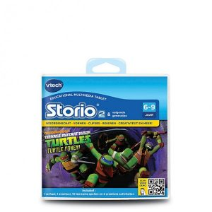 Vtech Storio 2 Teenage Mutant Ninja Turtles (19.99 EUR)