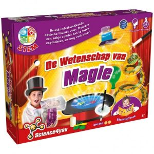 Wetenschap The Science Of Magic (19.99 EUR)