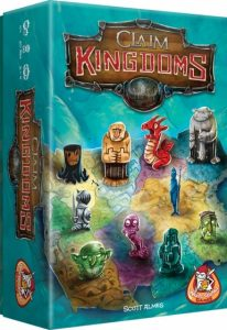 White Goblin Games bordspel Claim Kingdoms (17.95 EUR) 25.00% korting