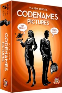 White Goblin Games bordspel Codenames Pictures XXL (35.90 EUR) 25.00% korting