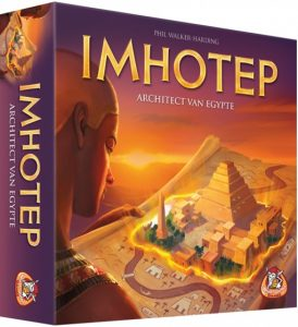 White Goblin Games bordspel Imhotep (29.95 EUR) 25.00% korting