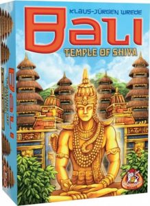 White Goblin Games gezelschapsspel Bali Temple of shiva (12.45 EUR) 27.00% korting