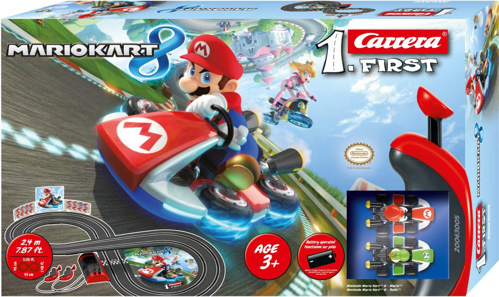 Carrera First Mario Kart Racebaan