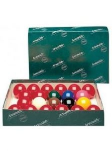 Heemskerk Snookerbal 57,2 Mm ( 119.99 EUR)