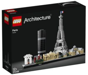 LEGO Architecture: Paris (21044) ( 46.70 EUR)