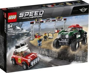 LEGO Speed Champions: Mini Cooper (75894) ( 49.95 EUR)