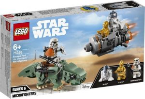 LEGO Starwars: Escape Pod Vs Microfighters (75228) ( 17.95 EUR)