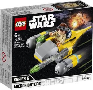 LEGO Starwars: Naboo Microfighters (75223) ( 9.45 EUR)