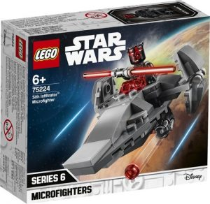 LEGO Starwars: Sith Microfighter (75224) ( 9.45 EUR)