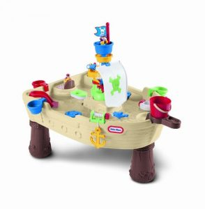 Little Tikes Watertafel Piratenschip ( 89.99 EUR)