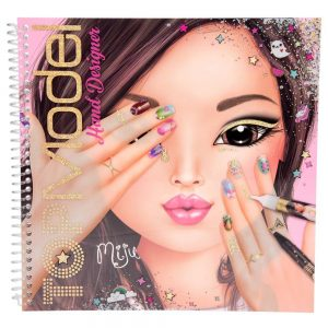 TOPModel Create Your Hand-Design Kleurboek (5.95 EUR)