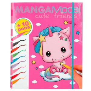 TOPModel Cute Friends Creatiemap (16.95 EUR)