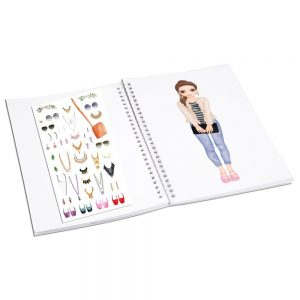 TOPModel Dress Me Up Pocket (1 van assortiment) (3.95 EUR)