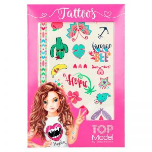 TOPModel Metallic Tattoos (3.95 EUR)