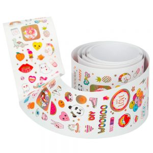 TOPModel Sticker Roll (1 van assortiment) (4.95 EUR)