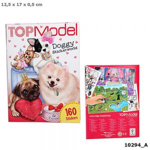 TOPModel Stickerworld Doggy (2.95 EUR)
