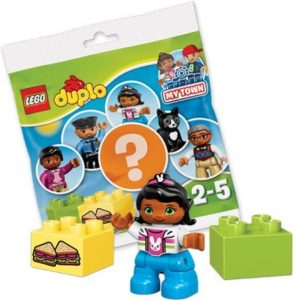 30324 Lego Duplo My Town Surprise (Polybag) ( 3.49 EUR)