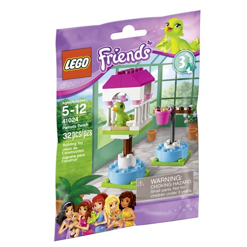 41024 Lego Friends Papegaaiennest