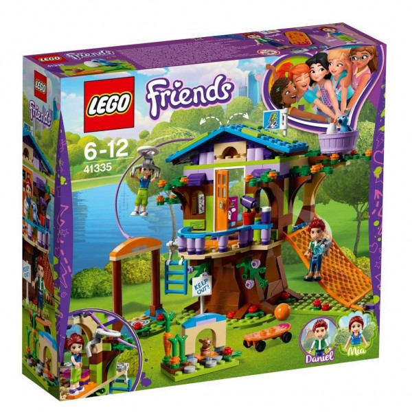 41335 Lego Friends Mia's Boomhut