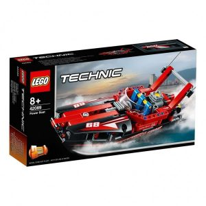 42089 Lego Technic Power Boat ( 14.99 EUR)