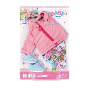 Baby Born City Deluxe Scooter Outfit (19.99 EUR)