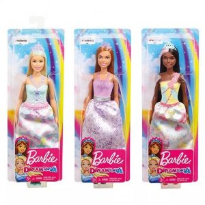 Barbie Dreamtopia Prinses (17.99 EUR)