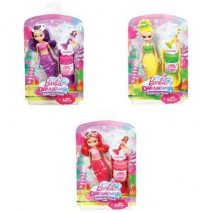 Barbie Mini Zeemeermin (6.99 EUR)