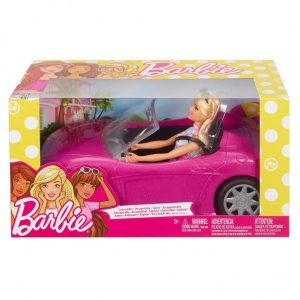 Barbie Pop En Voertuig (29.99 EUR)