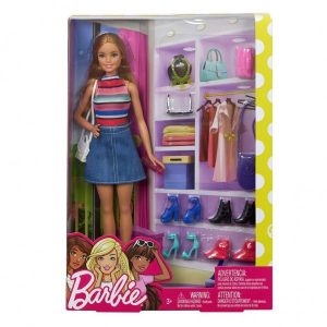 Barbie Pop en Schoenen (19.99 EUR)