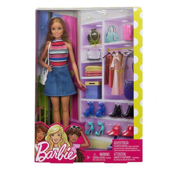 Barbie Pop en Schoenen