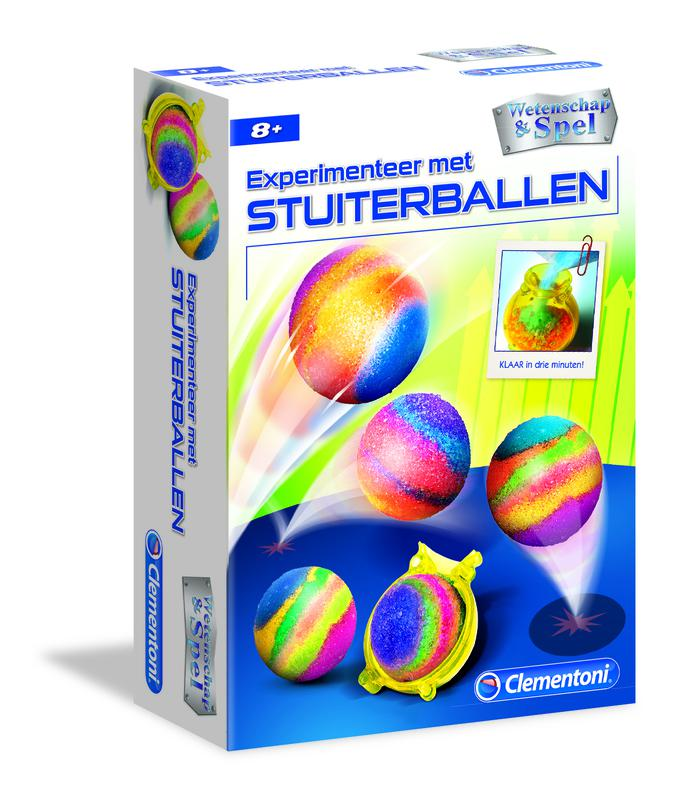Clementoni First Discovery Crazy Balls