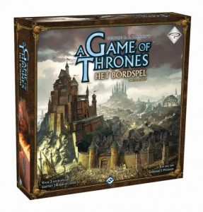 Fantasy Flight Game of Thrones: Tweede Editie (NL) (38.50 EUR) 25.00% korting