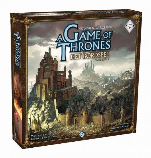 Fantasy Flight Game of Thrones: Tweede Editie (NL)