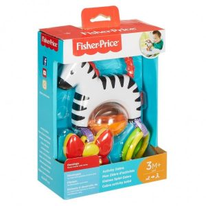 Fisher Price Activiteiten Zebra (10.99 EUR)