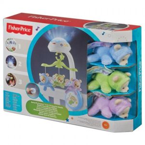 Fisher Price Vlinderdromen 3In1 Projectormobiel (47.99 EUR)