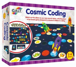Galt Play & Learn Cosmic Coding Game (en) (19.95 EUR) 26.00% korting