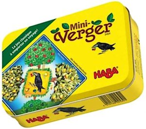 Haba educatiespel Mini boomgaard (FR) (11.50 EUR) 28.00% korting