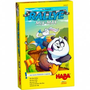 Haba spel Mix Max Rally (FR) (7.85 EUR) 28.00% korting