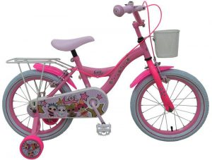 Kinderfiets LOL Surprise 16″ Met 2 Handremmen ( 149.99 EUR)