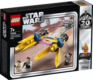 LEGO Star Wars: Anakin's Podracer 20th Anniversary Edition (75258) ( 24.90 EUR)