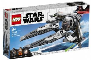 LEGO Star Wars: Black Ace Tie Interceptor (75242) ( 52.90 EUR)