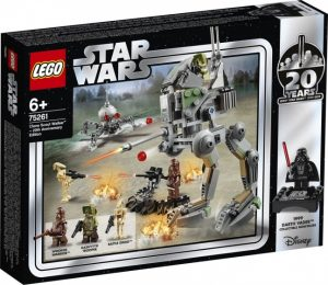 LEGO Star Wars: Clone Scout Walker 20th Anniversary Edition (75261) ( 30.70 EUR)