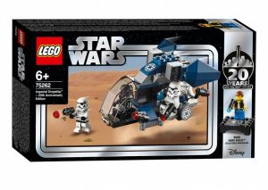 LEGO Star Wars: Imperial Dropship 20th Anniversary Edition (75262) ( 17.70 EUR)