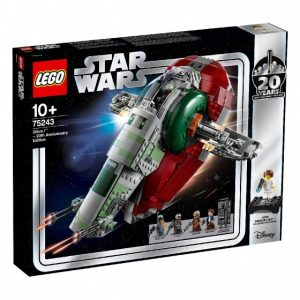 LEGO Star Wars: Slave I 20th Anniversary Edition (75243) ( 124.35 EUR)
