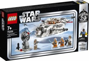 LEGO Star Wars: Snowspeeder 20th Anniversary Edition (75259) ( 39.70 EUR)