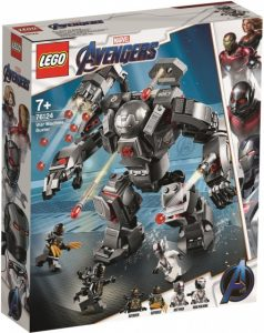 LEGO Super Heroes: War Machine Buster (76124) ( 35.45 EUR)