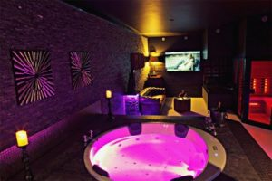 Luxe privéspa-arrangement (165.00 EUR)