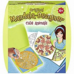 Mandala Designer Mini Cute Animals (7.99 EUR)